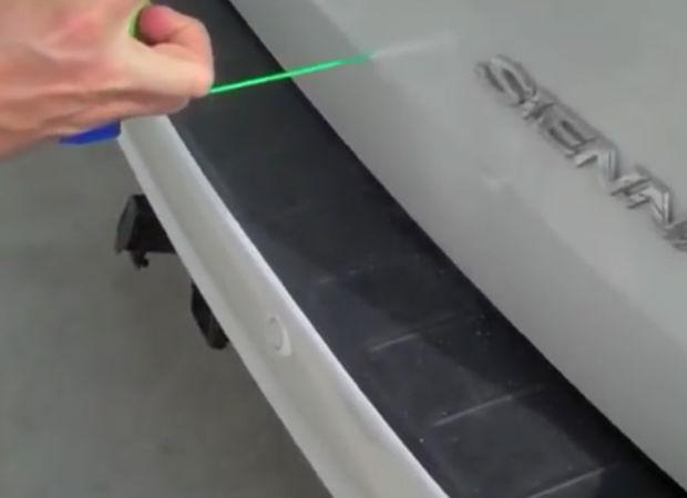 Jak usunąć wgniecenia w karoserii auta