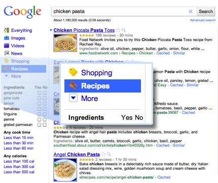 Google_recipes