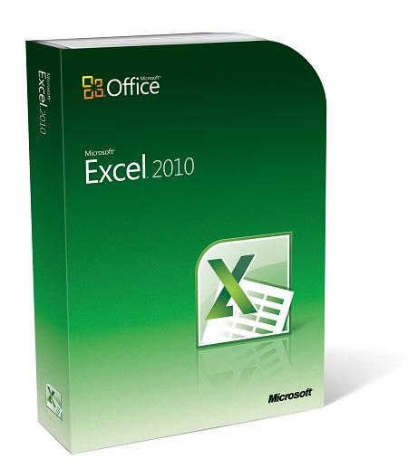 Microsoft Excel 2010 - wizualizacja