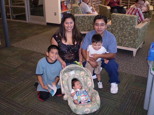 Szczęśliwa rodzina - 5 łatwych sposobów na