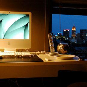 Miejsce pracy w stylu minimalistycznego zen - 12