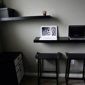 Miejsce pracy w stylu minimalistycznego zen - 3
