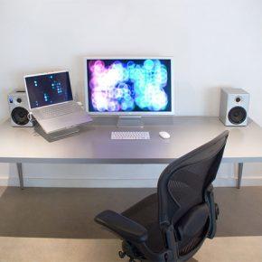 Miejsce pracy w stylu minimalistycznego zen - 6
