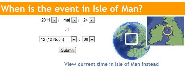 WorldTimeServer - przelicz godzinę u zagranicznego partnera na swój czas lokalny