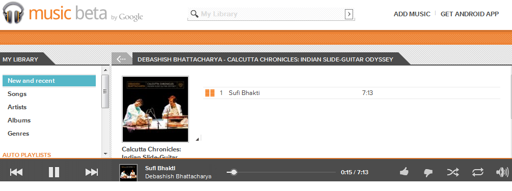 Google Music beta by Google - Lifehacker