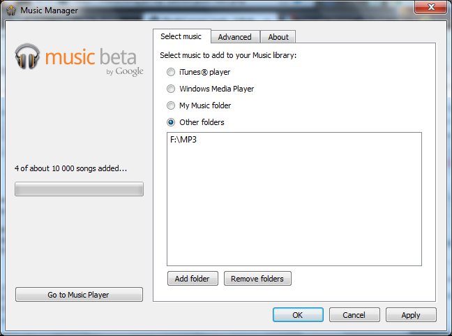 Music Manager Google Music - Lifehacker
