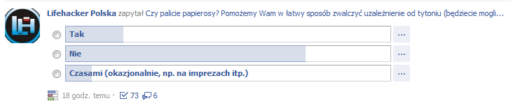 Sonda - stosunek polskich lifehackerów do palenia - Lifehacker Polska