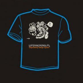Spójrzcie i oceńcie zaprojektowane koszulki Lifehackera 21