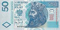 Banknot - 50 złotych