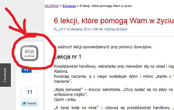 Lifehacker - najpopularniejsze znaleziska tygodnia - Wykop.pl
