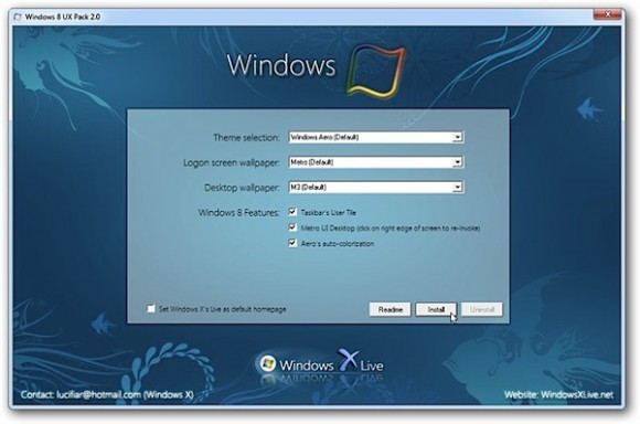 Twój nowy pulpit w stylu Windows 8 - Lifehacker