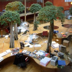 Biuro przyszłości według Pons i Huot - 4