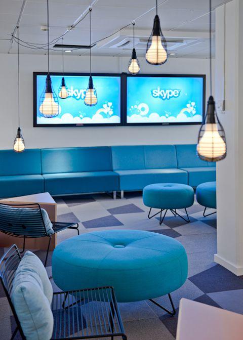 Fotowycieczka - popatrzmy, jak wygląda od środka siedziba Skype - Lifehacker - 1