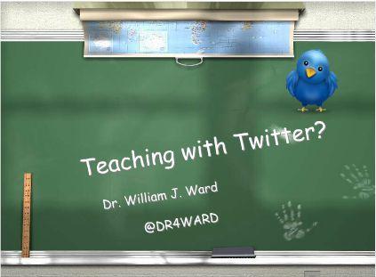 Nauczycielu, czy uczysz już wykorzystując Twitter