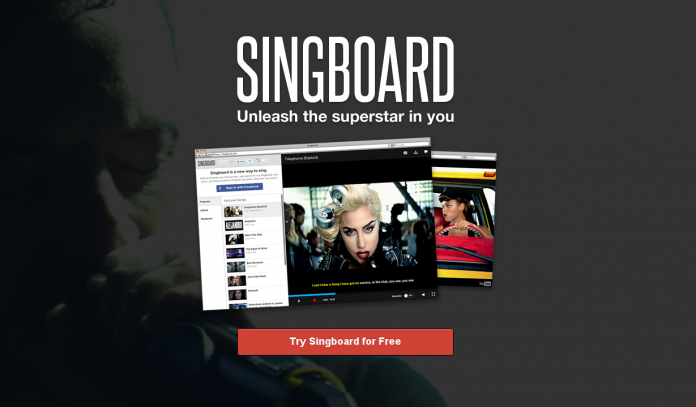 Singboard - wyzwól w sobie gwiazdę