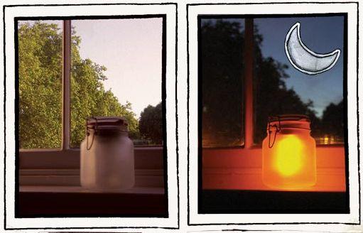 Jak zrobić świecący słoik, który rozjaśni najciemniejszą noc