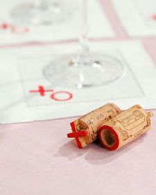 18 zapierających dech sposobów na wykorzystanie korków po winie - pieczątka