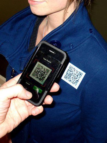 Jak zrobić własną wizytówkę przy pomocy kodu QR