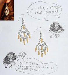 Ręcznie robiona biżuteria - doskonały pomysł na prezent świąteczny 2