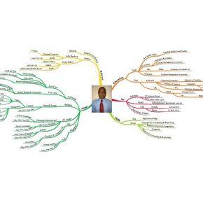 Skanda Kumarasingam - CV mindmap