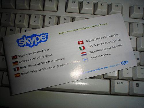 Obsługujemy czat w Skype przy pomocy komend