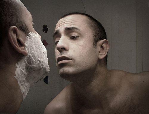 Prawidłowe golenie - odkurzamy poradnik dziadzia