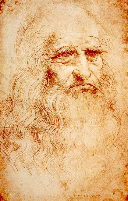 Sposób myślenia geniusza - model Leonarda da Vinci