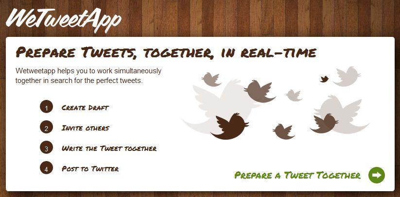 Komentujemy oraz edytujemy szkice tweetów w czasie rzeczywistym, bez konieczności wysyłania ich drogą mailową do kolegów
