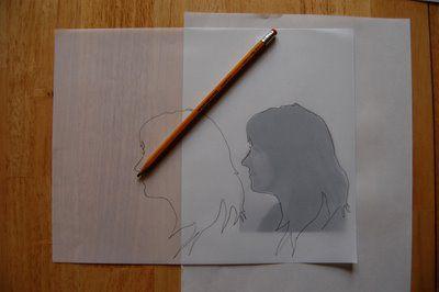Prezent dla ukochanej osoby - konturowa kartka ze wspólnego zdjęcia - 2
