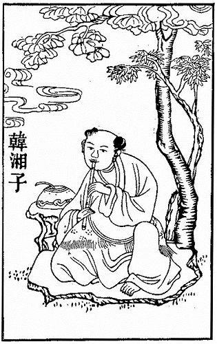 Han Xiangzi: 22 zasady życiowe jednego z Ośmiu Nieśmiertelnych