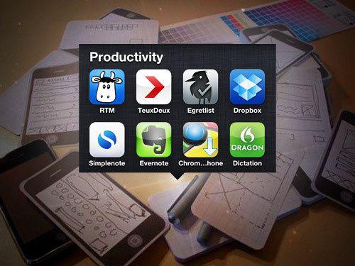 Co wie dock nt. Twoich priorytetów - wybór 4 strategicznych aplikacji na smartphony