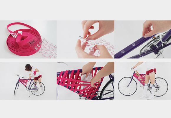 Jak przewozić rzeczy (rower)