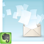 Prawidłowa archiwizacja maili w Evernote
