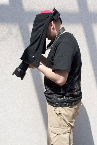 Sposób na fotografowanie w ostrym słońcu - 2