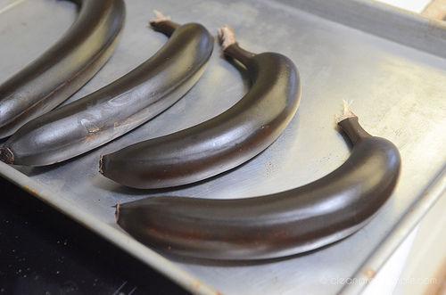 Ekspresowe dojrzewanie bananów w mikrofali - szybka porada dla wielbicieli smoothie