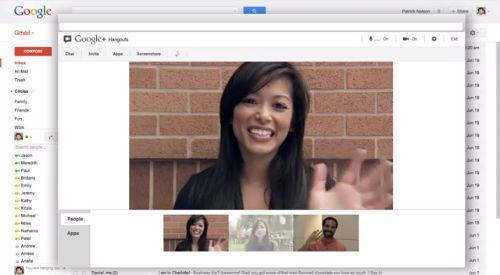 Hangout w GMail - powód dla ciebie, by założyć wreszcie konto w Google+