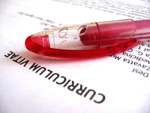 Jak pokonać niechęć do pisania CV
