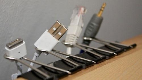 Organizacja porządkowanie kabli
