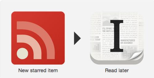 Przesyłanie przydatnych artykułów z Czytnika Google do Instapaper