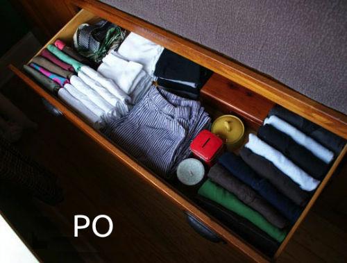 5 sposobów na porządek w szufladach PO