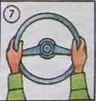 7. Tak prowadzi samochód dobrze zorganizowany człowiek, panujący nad własnym bezpieczeństwem i unikający ryzyka