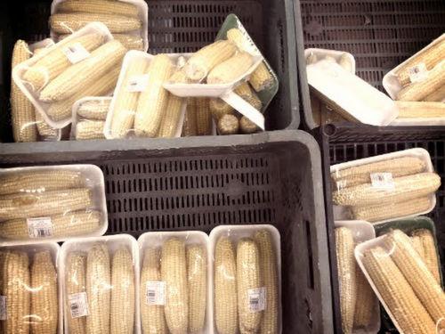 Jak ugotować kukurydzę w kuchence mikrofalowej