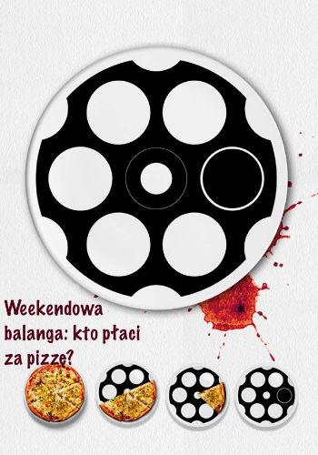 Weekendowa balanga - kto płaci za pizzę