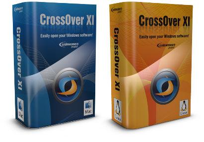 Do końca dnia trwa rozdawanie CrossOver (uruchamia programy windowsowe na OS Mac oraz Linux)