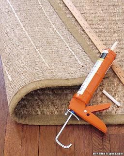 twój dywan już nigdzie sobie nie pójdzie