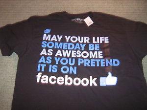 Kupcie sobie koszulka Facebook