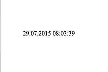 Wstawianie daty i czasu