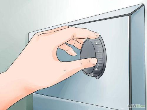 Jak wyczyścić zmywarkę - 2. Uruchom pełny program zmywarki