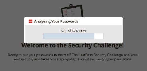 LastPass Security Challenge weryfikacja i aktualizacja haseł
