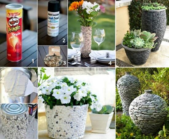 Oryginalne doniczki na kwiaty Oryginalne doniczki, kwietniki i pomysły na domowy zielnik